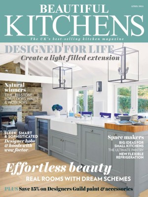 Beautiful Kitchens April 2014 Cover
