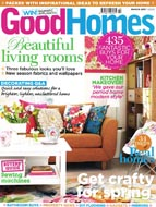 Good Homes Magazine - March 2011