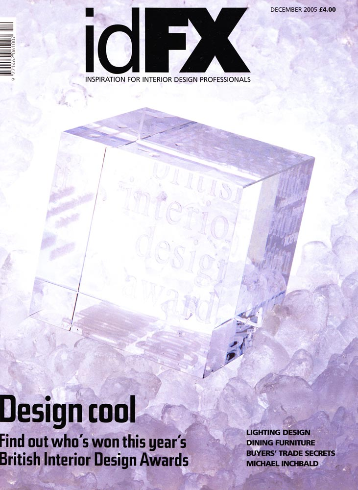 idfx interior design awards finalist