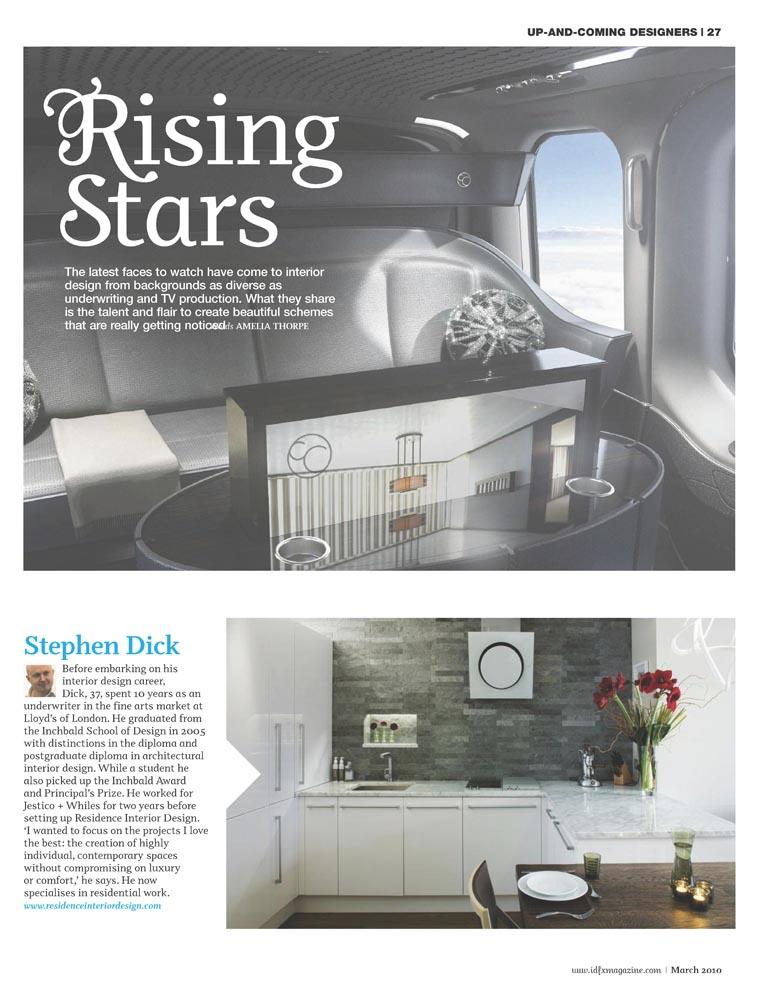 idfx top 10 interior designer article