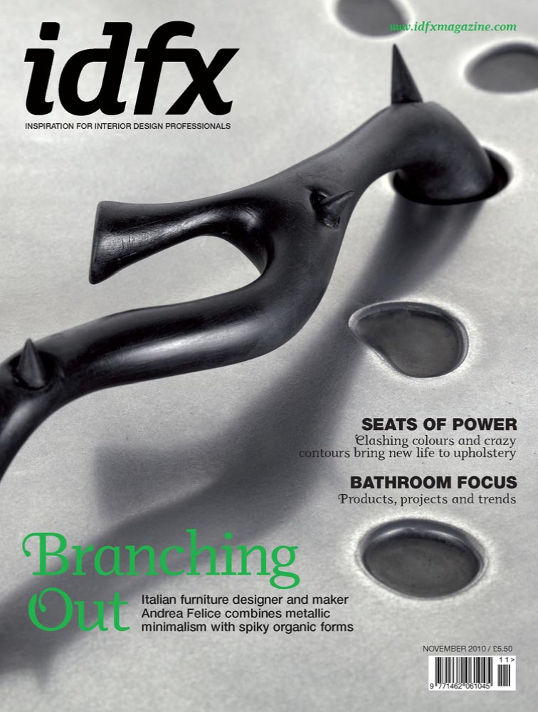 idfx magazine bathroom design london cover