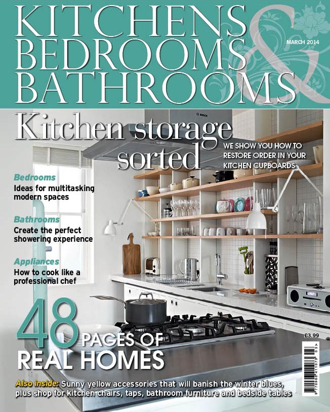 KBB Magazine March 2014 Cover