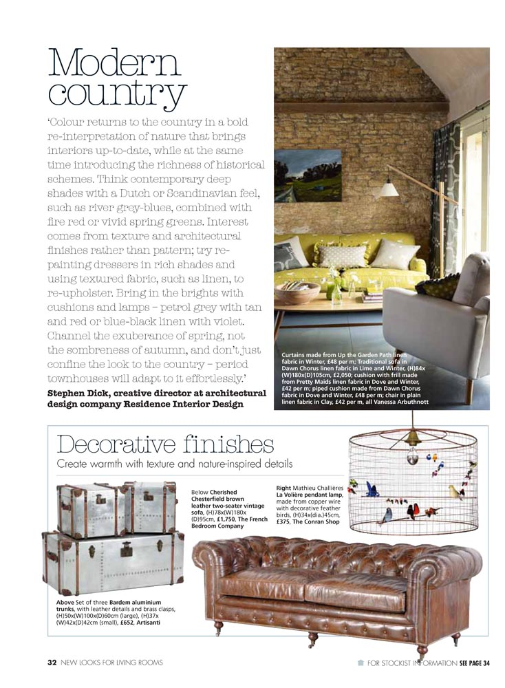 Real Homes Magazine April 2014 Page2