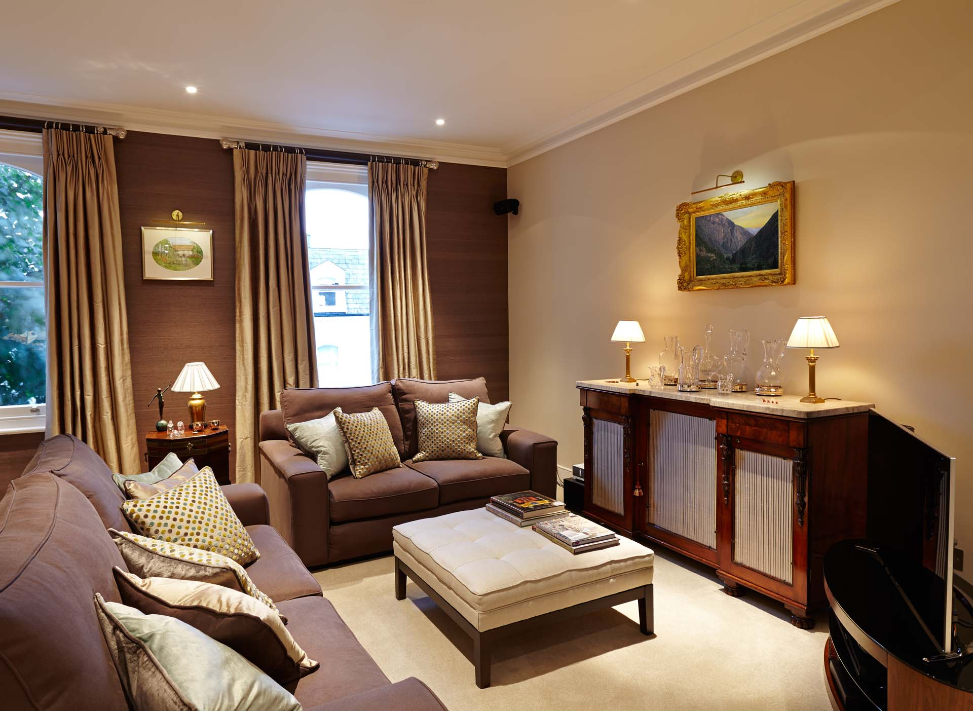 Residential Interior Design | Interior Designer, London, Hampshire ...
