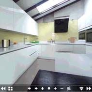 A 360° tour of our design project in the Grand Designs Interactive App