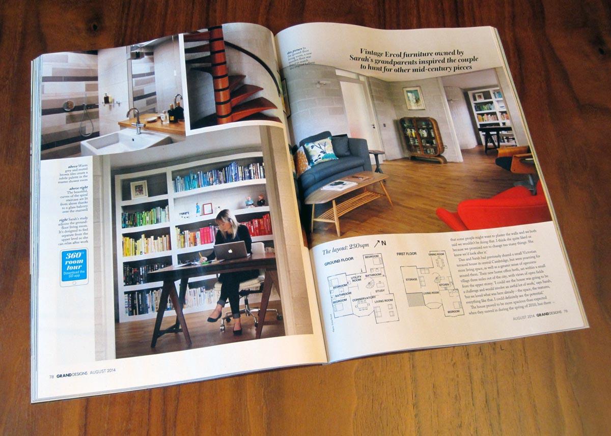 grand designs magazine august 2014