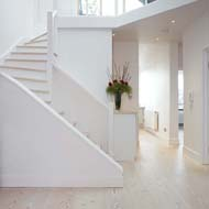 Our London Hampstead project leads Homify's feature on hallway design