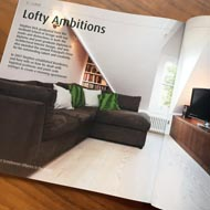 in.Design Magazine Publishes London Interior Design Project