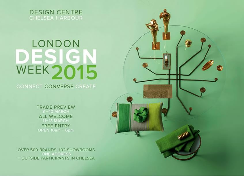 London Design Week 2015 Preview Residence Interior