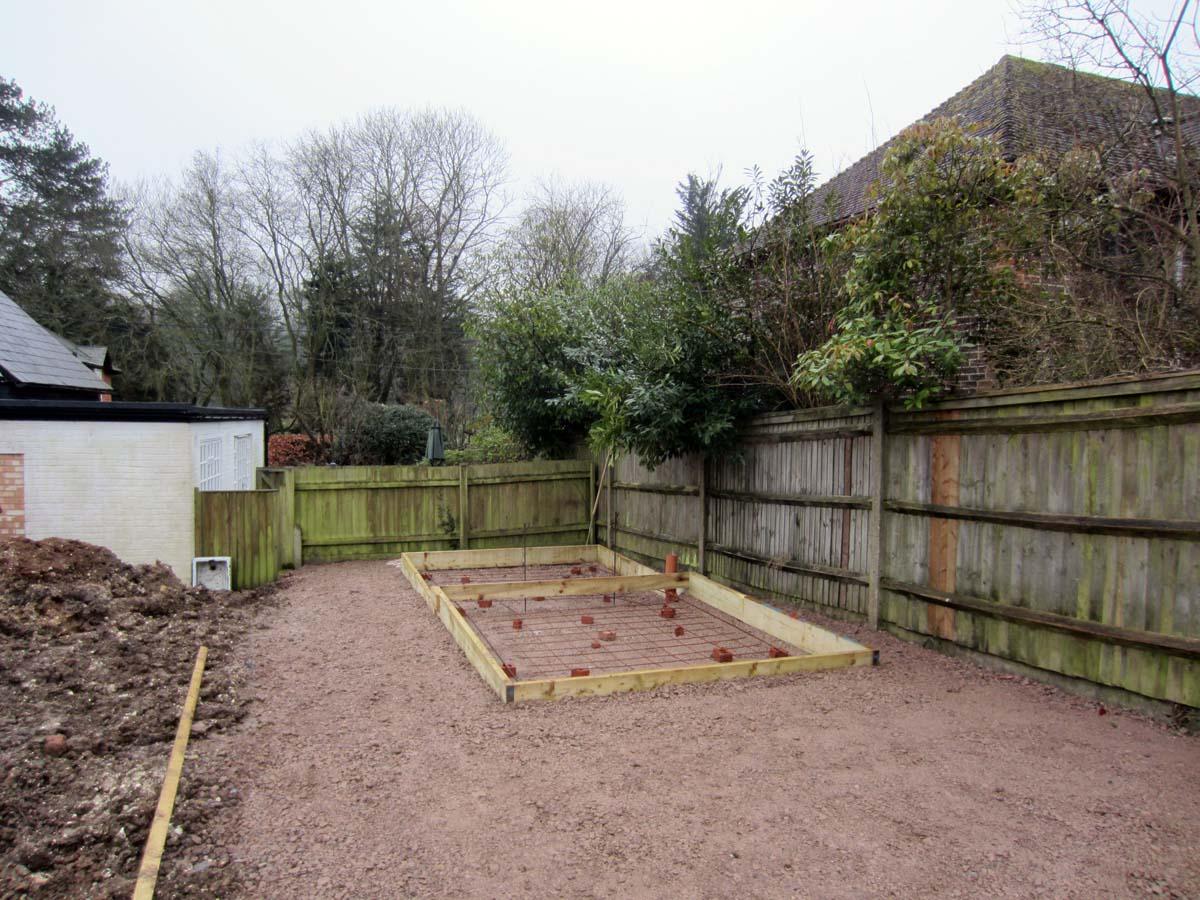 landscape design hampshire outbuilding 4