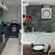 Before and After: Contemporary London Kitchen Redesign