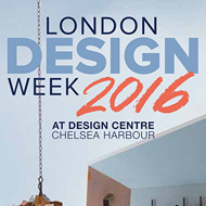 London Design Week 2016 Preview
