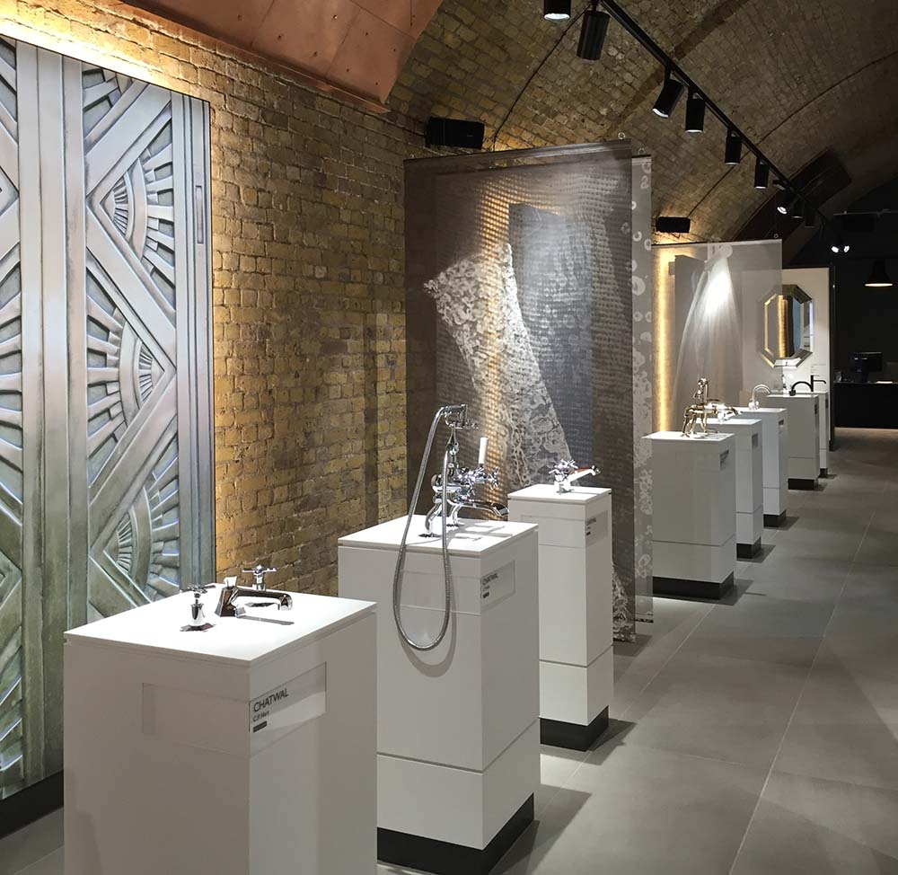 More from london s mini milan bathroom design exhibition for Bathroom interior design london