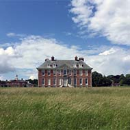 A wonderful visit to Uppark in West Sussex