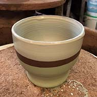 Making pots in West Sussex