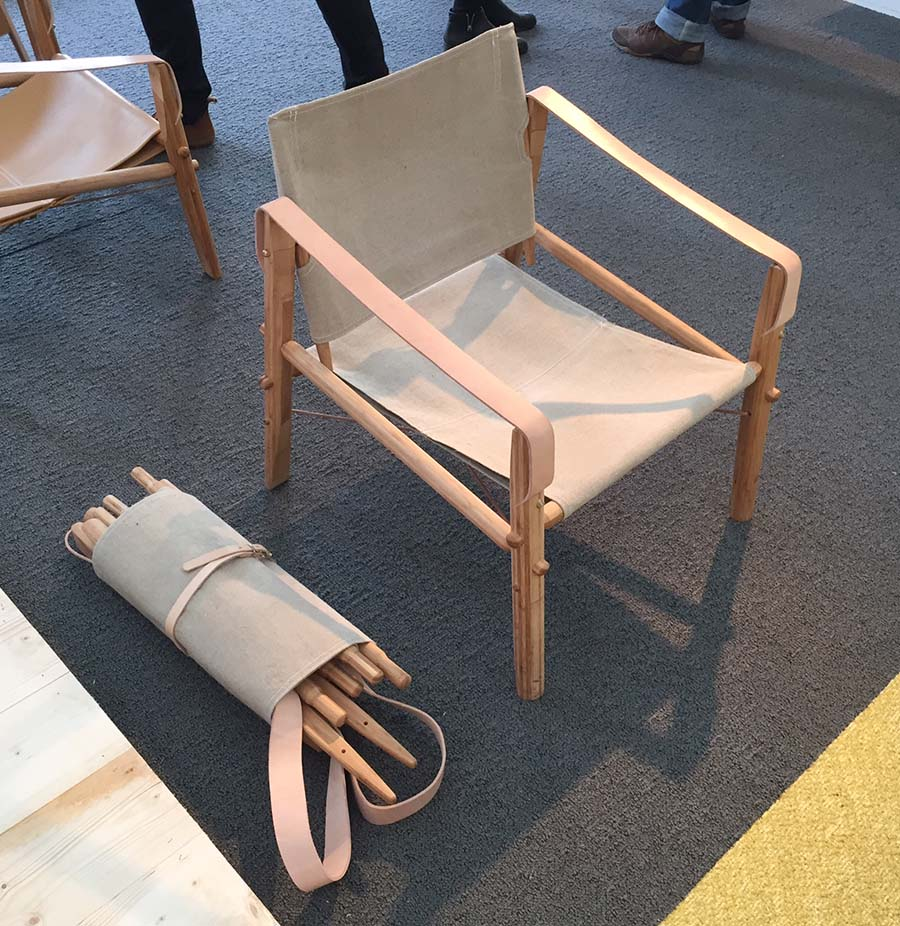 london design junction canvas nomad chair