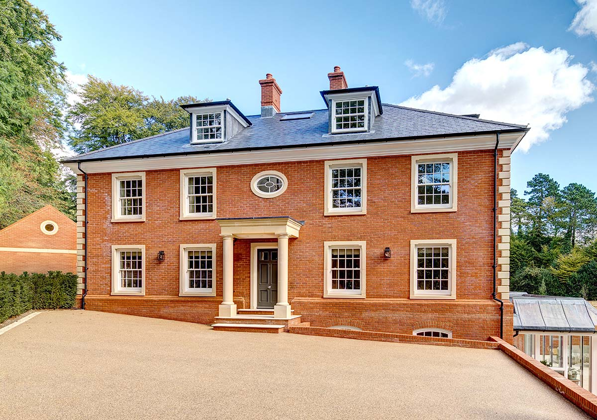 sleepers hill winchester hampshire luxury design