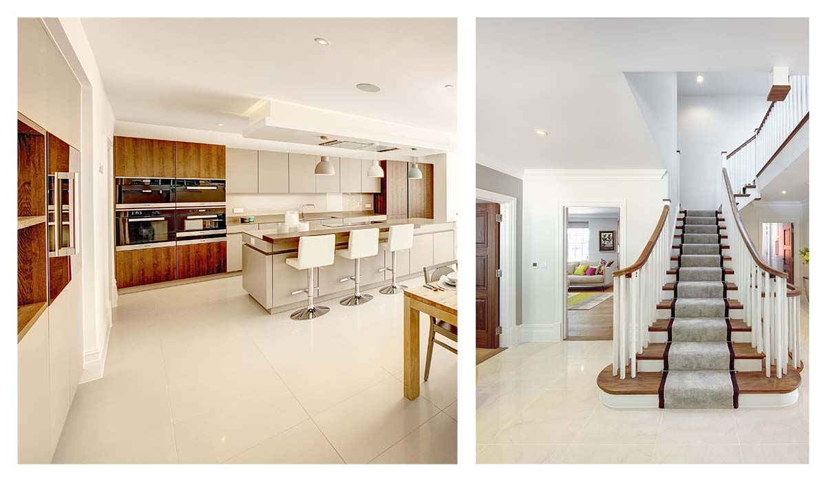 winchester hampshire luxury kitchen design