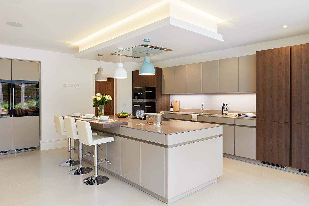 Winchester Hampshire Luxury Kitchen Interior Design