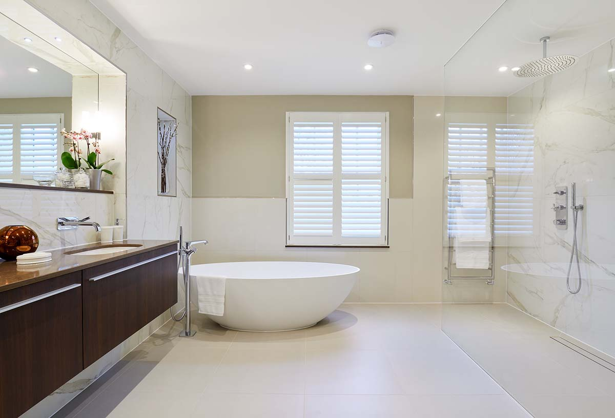 Winchester Hampshire Luxury Bathroom Interior Design