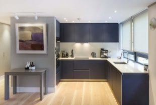 Contemporary Apartment, Farringdon, London