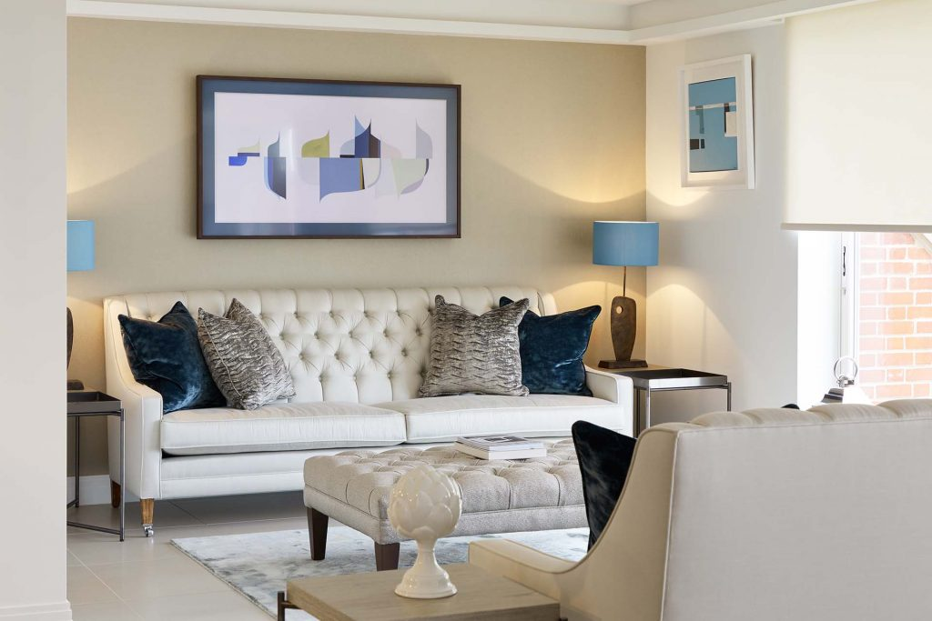Hamble Hampshire luxury interior design
