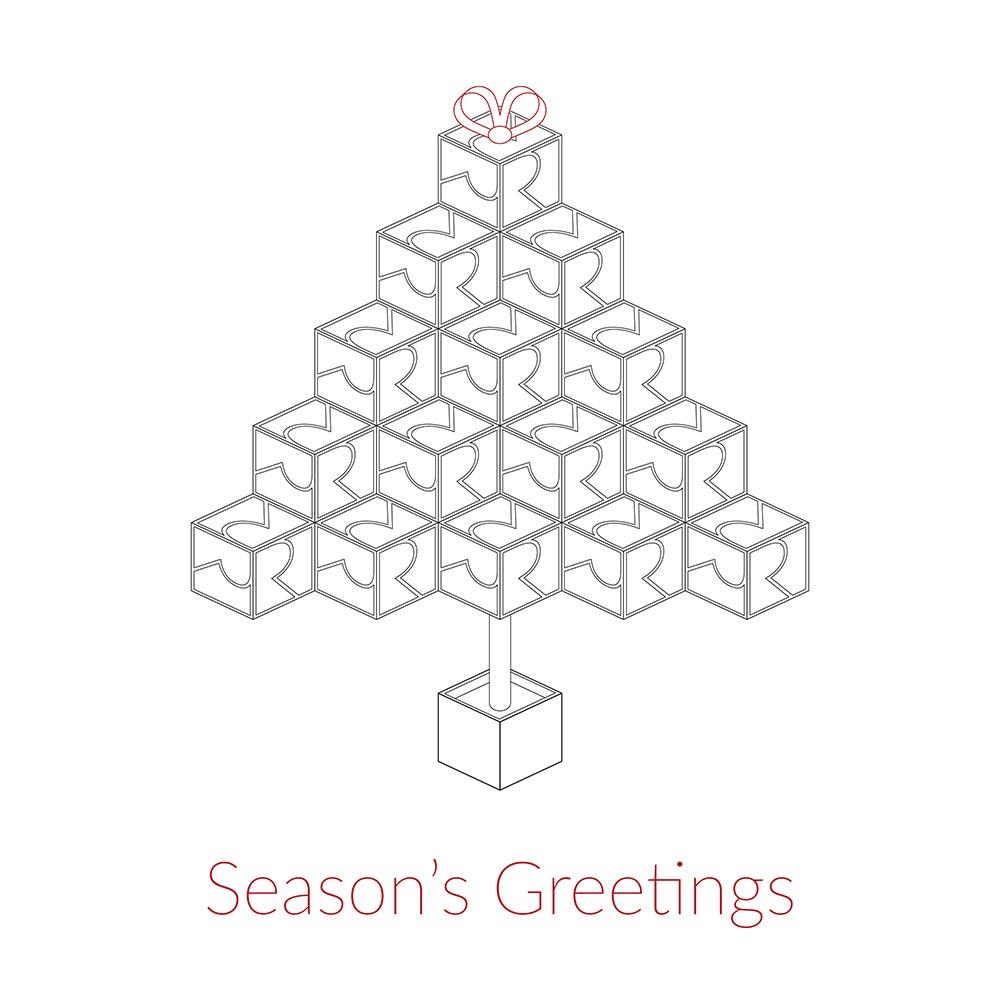 residence interior design christmas 2018