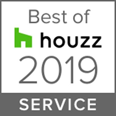 Best of Houzz 2019 - Highest Client Satisfaction