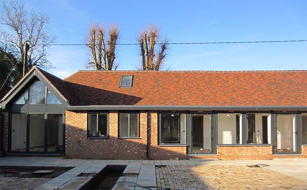 surrey residential conversion design project