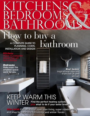 KBB Magazine November 2013 Cover