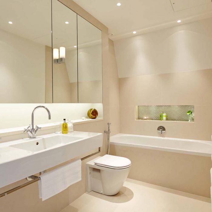 Master Suite, Parson's Green, Fulham, London