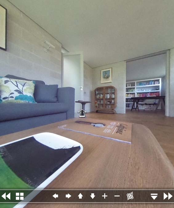 Grand Designs 360 degree interactive tour