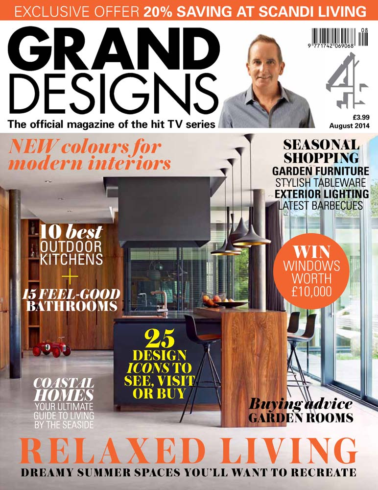 grand designs august 2014 cover