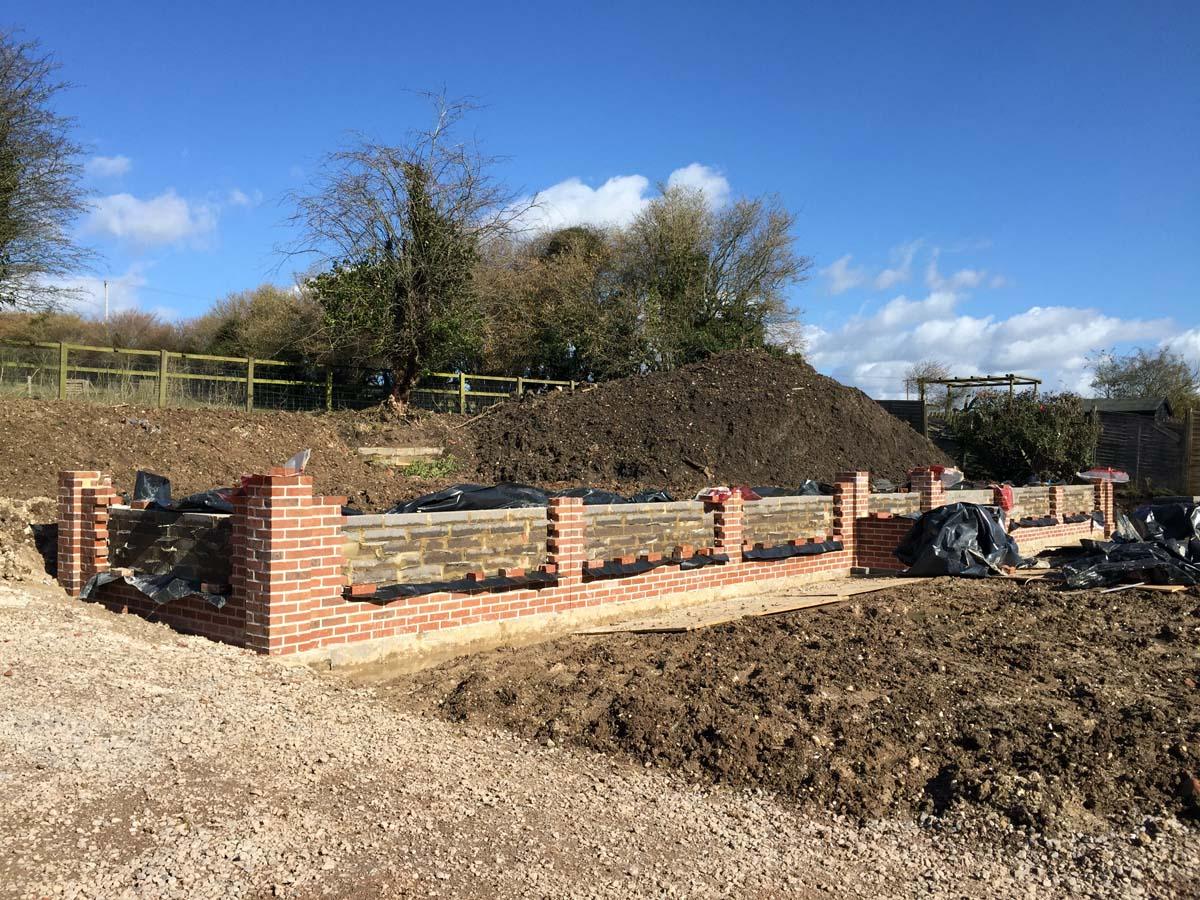 landscape design hampshire brickwork 1