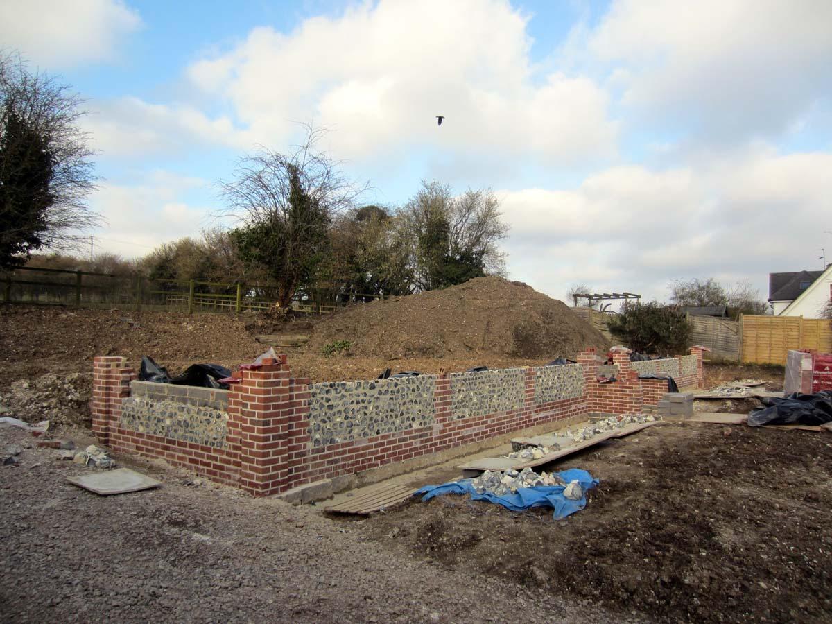 landscape design hampshire brickwork 2