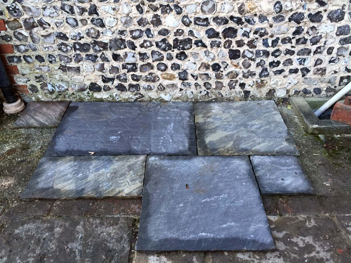 landscape design hampshire materials 1