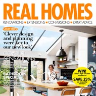Real Homes Features the Fabulous Curtains from our Albany, London Design Project