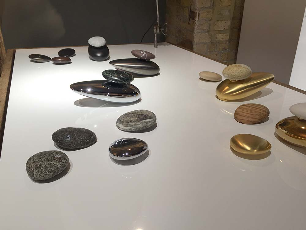 gessi equilibrio taps at cphart london 2