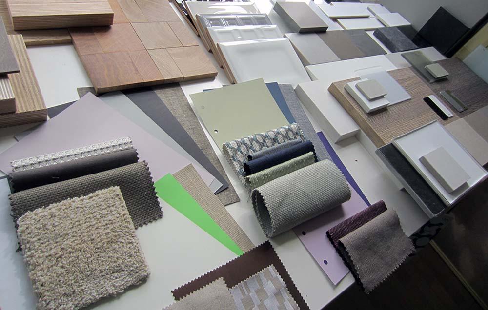 barbican estate london interior design project boards 1