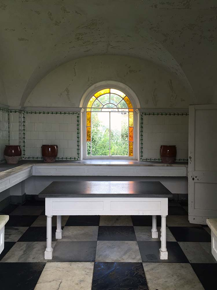 uppark house west sussex dairy