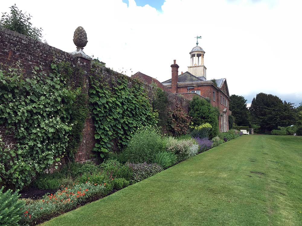 uppark house west sussex outbuildings