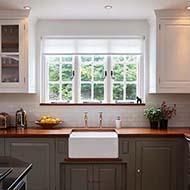 Our kitchen redesign near Winchester, Hampshire in our design portfolio