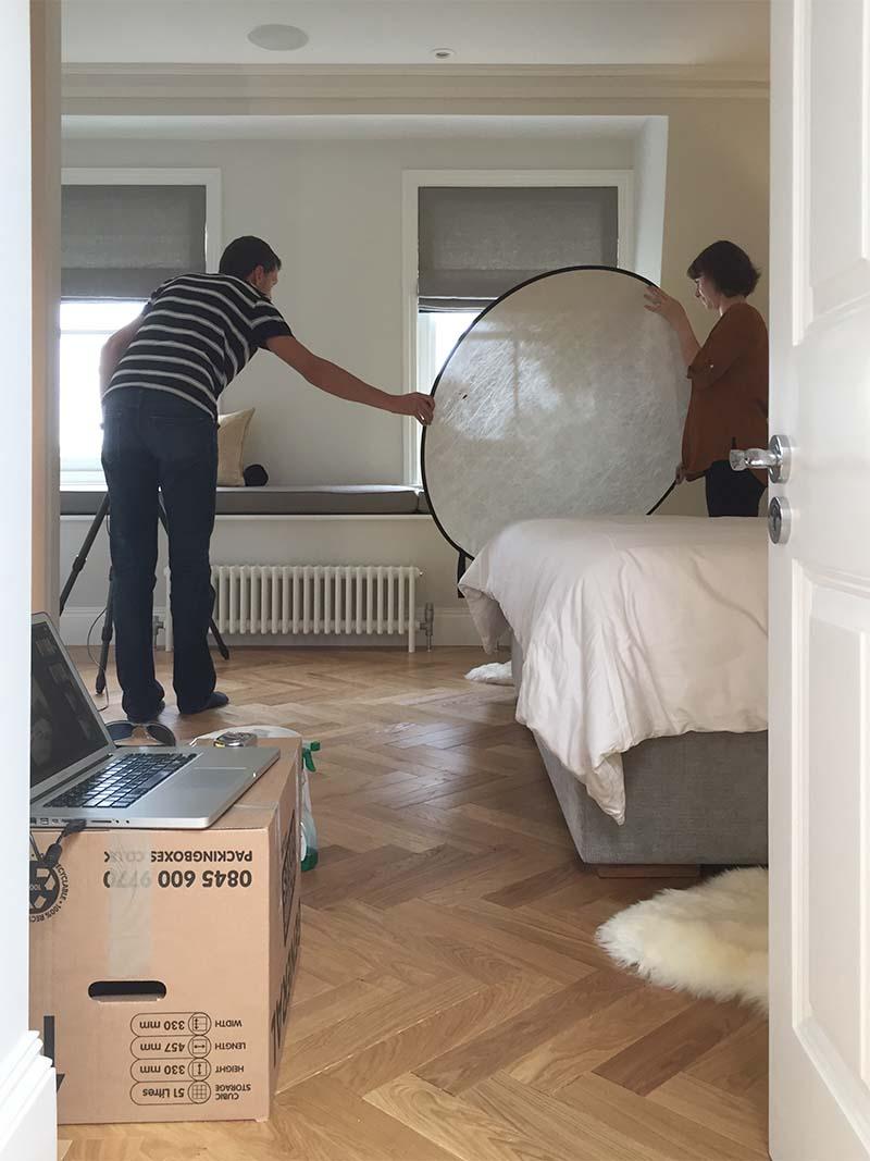 interior photography in london's kensington knightsbridge