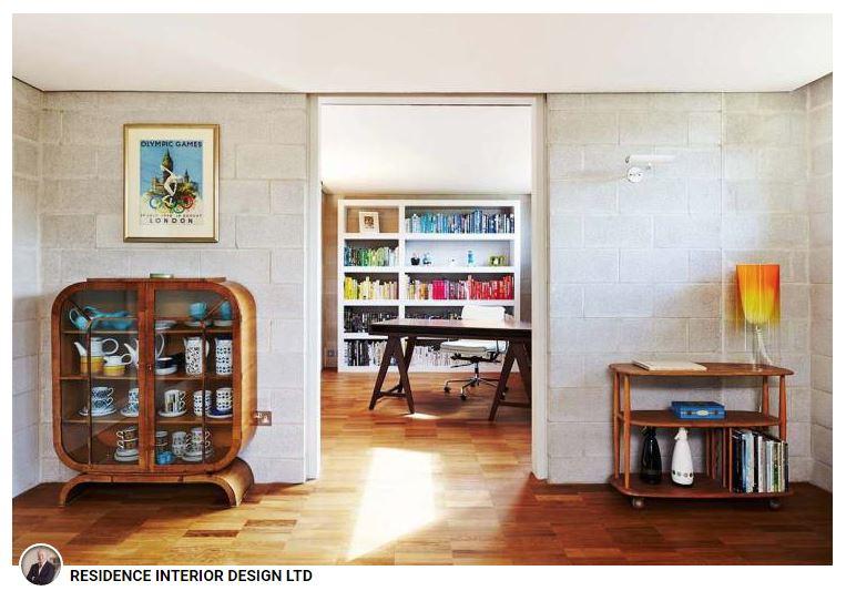 inspiring interior design organisation and storage