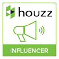 We're a Houzz influencer!