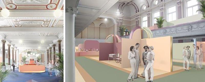 Luxury Made London Design Show Interior