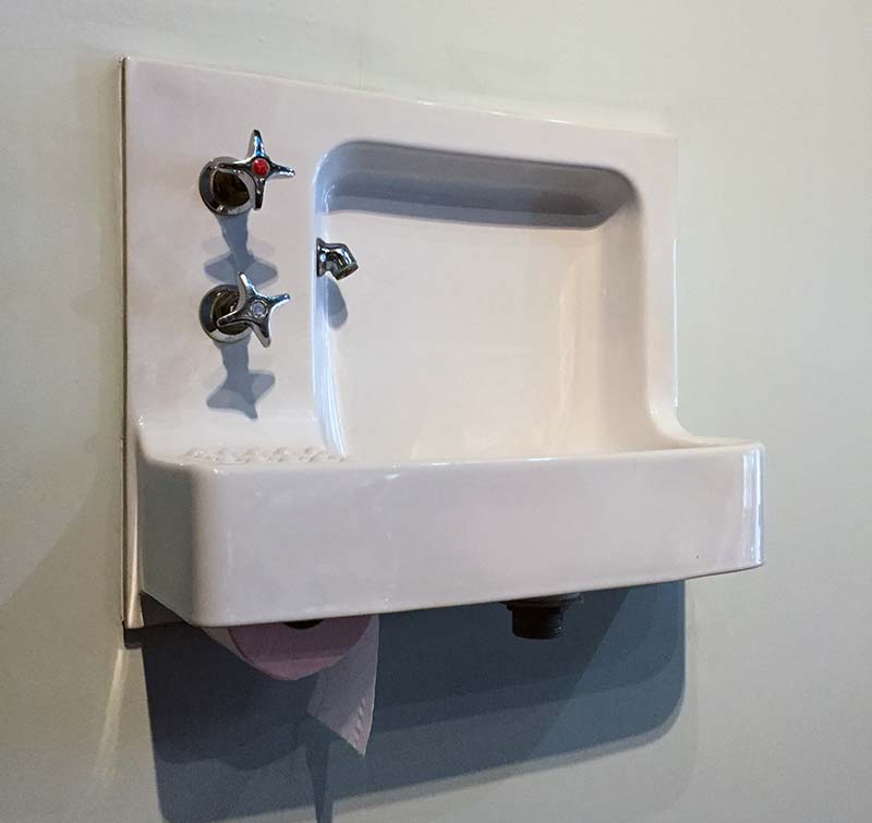 barbican bespoke bathroom basin design