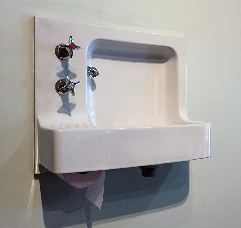 barbican bespoke bathroom basin design