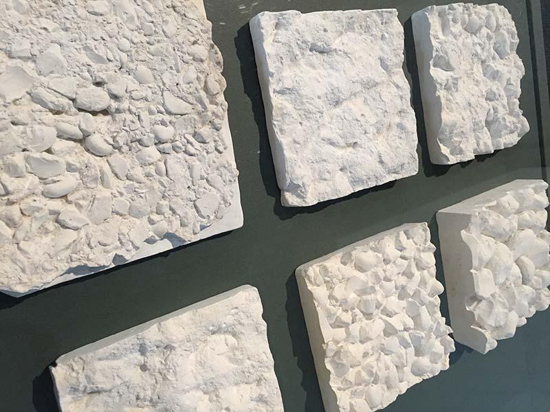 barbican conrete exterior finish casts