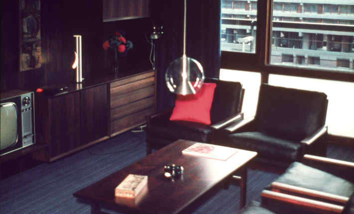 barbican original interior design 1